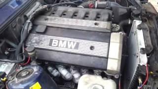 Download BMW E30 M50 24v conversion (M20 flywheel) Video