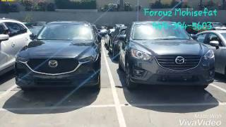 Download Our 2016.5 & 2017 Mazda CX-5 side by side review by Forouz at Capistrano Mazda Video