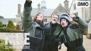 Download 'A Walking Reunion in England' Talked About Scene Ep. 301 | Ride with Norman Reedus Video