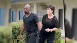Download Kris Jenner Cuddles Up to New Man Corey Gamble | Splash News TV | Splash News TV Video