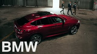 Download The all-new BMW X4. Design. Video