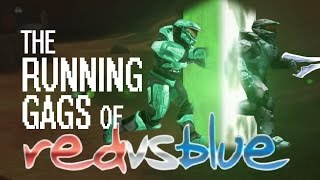 Download [SPOILERS] ALL of Red vs. Blue's Running Gags! (Seasons 1-13) Video