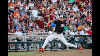 Download Highlights: Oregon State's offense sputters in College World Series finals loss to Arkansas Video