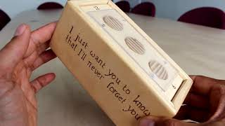Download Even My Physics Teacher Couldn't Open This Puzzle Box! Can You? Video