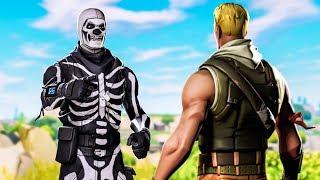 Download Skull Trooper is the new default skin Video