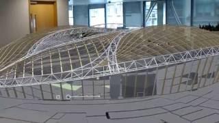 Download HoloLens Stadium Model (AR/MR) Video