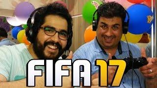 Download تحدي فيفا 17 ضد علي المرجاني لا يفوتكم العقاب تورطنا مع اليوتيوبرز Video