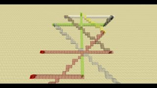 Download Laser Beams in Minecraft Video