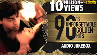 Download 90's Unforgettable Golden Hits | Evergreen Romantic Songs Collection | JUKEBOX | Hindi Love Songs Video