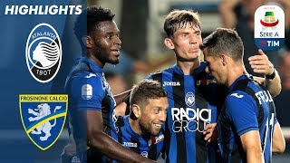 Download Atalanta 4-0 Frosinone | La doppietta di Gómez assicura una vittoria schiacciante | Serie A Video