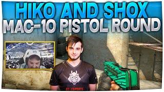 Download CS:GO - Hiko & shox | MAC-10 ON PISTOL ROUND ft. sgares Video