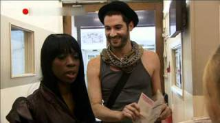 Download JLS Train at Miranda's Dance Studio - Red Nose Day 2011 - BBC Comic Relief Night Video