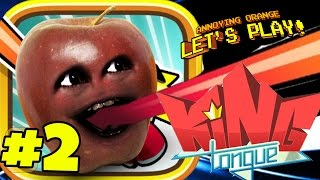 Download Midget Apple Plays - King Tongue #2: Crushing Fools! Video