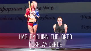 Download Chebicon 2016 Harley Quinn, The Joker - Suicide Squad Сosplay Defile Video