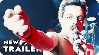 Download Bohemian Rhapsody Trailer 2 (2018) Rami Malek Queen Movie Video