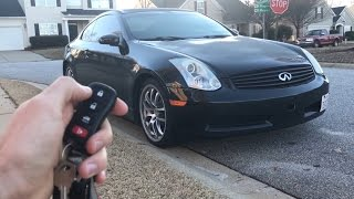Download G35 Coupe Tricks - Key FOB and Interior Tricks Video