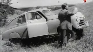 Download GAZ-M-72 (terénna Pobjeda) (1955) Video