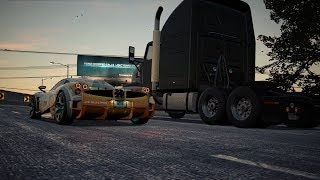 Download Need For Speed Payback - Humiliating Natalia Nova with a 200mph Semi-Truck Video