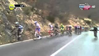 Download Nairo Quintana puts in a big attack Tirreno Adriatico 2015 HD Stage 4 Video