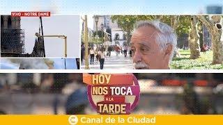 Download Preservación del patrimonio histórico: Entrevista a Eduardo Scagliotti en Hoy nos toca a la Tarde Video