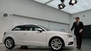 Download L'Audi A3 raccontata dal designer Dany Garand Video