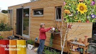 Download Tiny House Village Mehlmeisel-Reportage nach 3 Monate/gefällt es ihr? Video