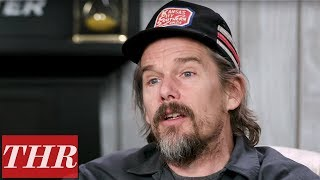 Download Ethan Hawke Explains Why The Blazy Foley Biopic 'Blaze' is Not a Biopic | Sundance 2018 Video