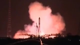 Download Russian cargo spacecraft burns up in atmosphere Video