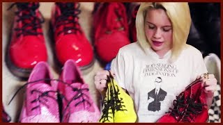 Download Bea Miller - Shoe Collection Video