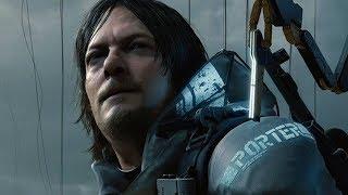 Download Hideo Kojima Finally Reveals Death Stranding Gameplay Details Video