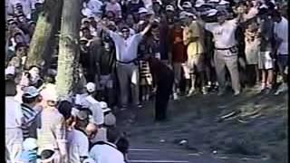 Download Bob May vs. Tiger Woods - 2000 PGA Championship Playoff Video