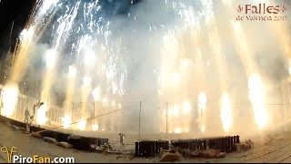 Download Mascletà Nocturna 4 de Marzo Fallas 2017 - Pirotecnia Zarzoso Video