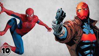 Download Top 10 Craziest Superhero Origins Video