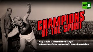 Download Champions of the spirit. Unknown stories of 1st Soviet Olympic medalists (Trailer) Premiere 02/09 Video