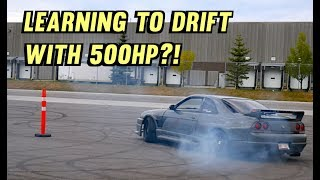 Download LEARNING TO DRIFT OUR CARS... Video
