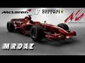 Download Assetto Corsa VRC'S- F1 Mods (2007) McLaren V'S Ferrari Video
