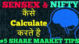 Download How to Calculate Sensex & Nifty Index || #5 Share Market Tips Video