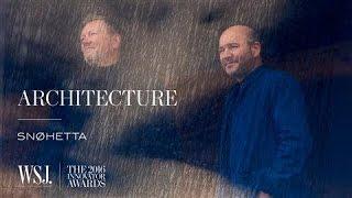 Download 2016 Architecture Innovator: Snøhetta Video