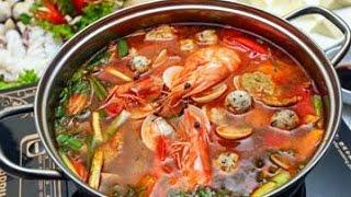 Download Cách nấu lẩu thái chua cay ngon và đơn giản tại nhà - Blog nấu ăn Video