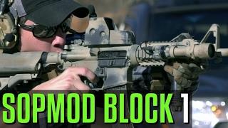 Download SOPMOD Block 1 Rifle - Run and Gun Action Video