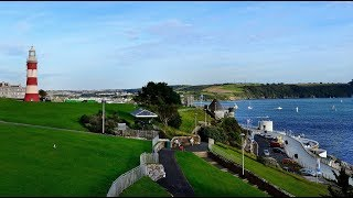 Download 10 Best Tourist Attractions in Plymouth, England Video