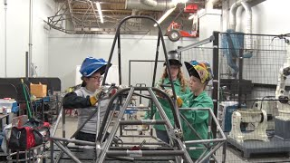 Download Hot Wheelz - RIT's All-Female Electric Race Car Team Video