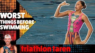 Download 5 WORST THINGS to do before a swim workout Video