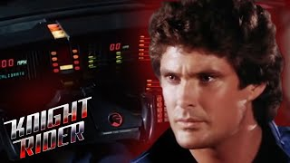 Download Michael is introduced to KITT | Knight Rider Video