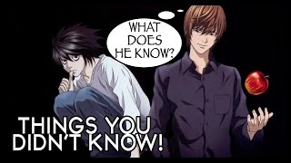 Download 7 Things You (Probably) Didn't Know About Death Note! Video