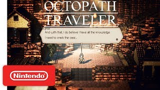 Download Octopath Traveler - Paths of Ritual and Research Trailer - Nintendo Switch Video
