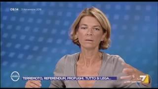 Download 3 Novembre 2016 - Omnibus - La Fusani dà ragione a Lega Nord su immigrazione Video