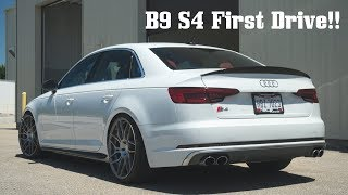 Download Drove ECS's B9 S4 And Now I Want One... Video