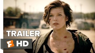 Download Resident Evil: The Final Chapter Official Trailer 1 (2017) - Milla Jovovich Movie Video