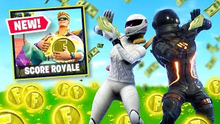 Download *NEW* MONEY WARS Gamemode In Fortnite Battle Royale! (Score Royale) Video